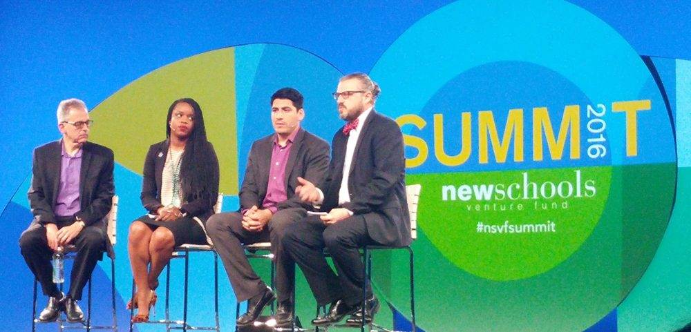 Panel at NSVF Summit Photo